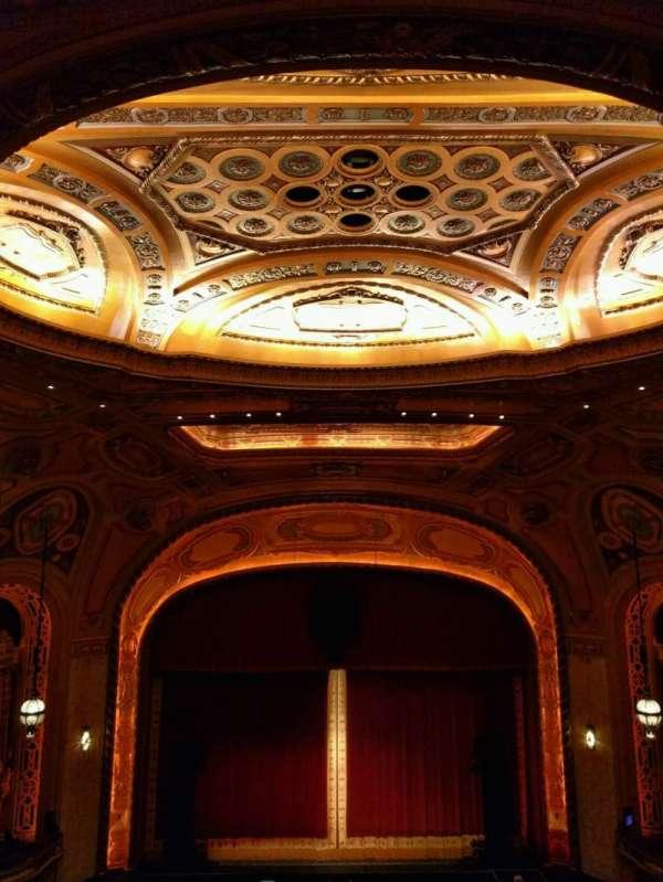 Shea's Buffalo, section: Balcony 4, row: s, seat: 205