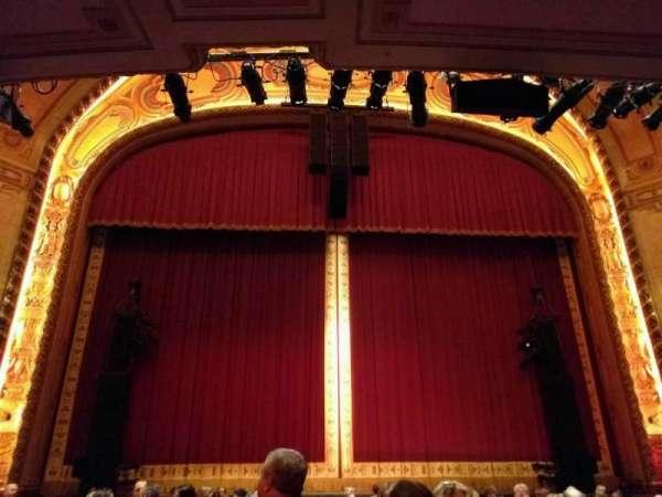 Shea's Buffalo, section: Orchestra 3, row: p, seat: 104