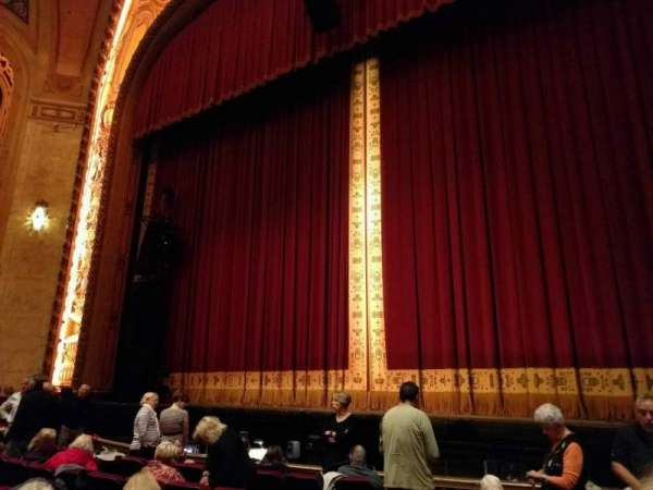 Shea's Buffalo, section: Orchestra 2, row: g, seat: 8