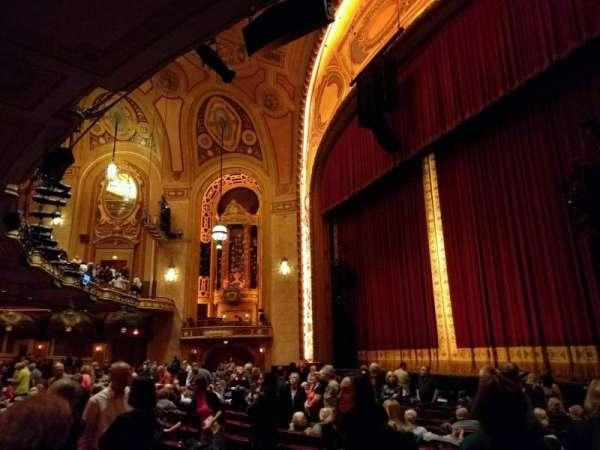 Shea's Buffalo, section: Orchestra 1, row: o, seat: 44