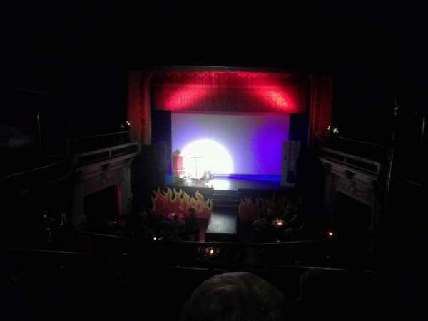 Trocadero Theater, section: balcony