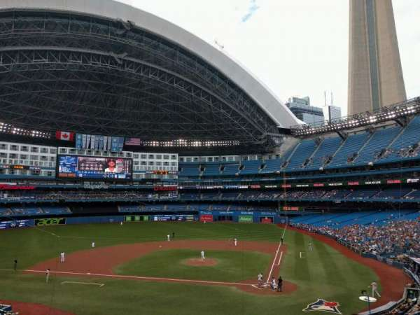 Rogers Centre, section: 226l, row: 2, seat: 103