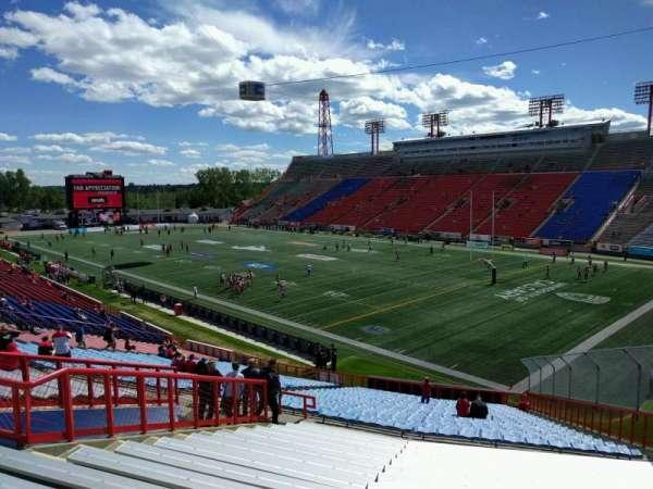 McMahon Stadium, section: m, row: 39, seat: 19