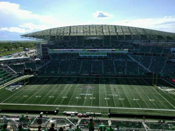 Mosaic Stadium, section: 638, row: 25, seat: 11
