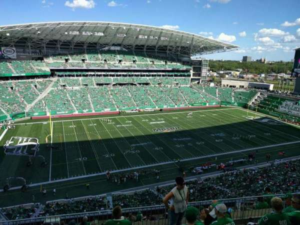 Mosaic Stadium, section: 618, row: 18, seat: 18