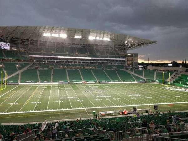 Mosaic Stadium, section: 318, row: 11, seat: 5