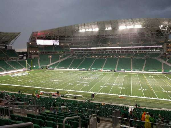 Mosaic Stadium, section: 310, row: 11, seat: 17