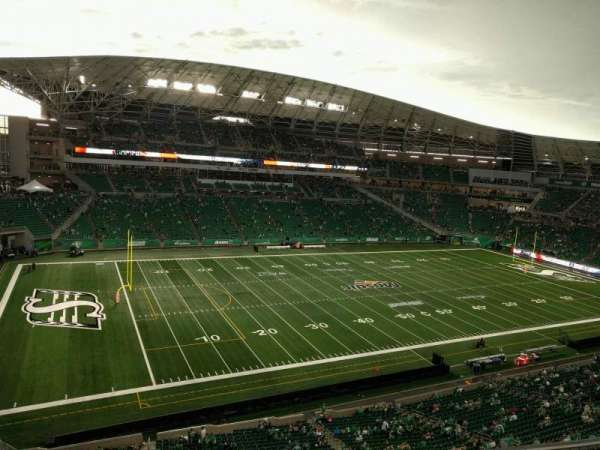 Mosaic Stadium, section: 543, row: 10, seat: 7