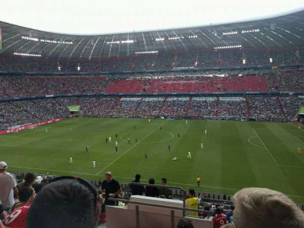 Allianz Arena, section: 232, row: 14, seat: 18