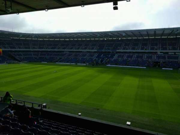 Murrayfield Stadium, section: E4, row: l, seat: 30