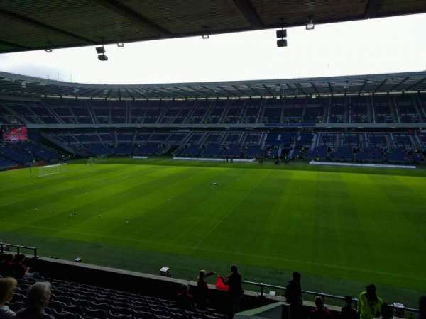 Murrayfield Stadium, section: E8, row: n, seat: 20