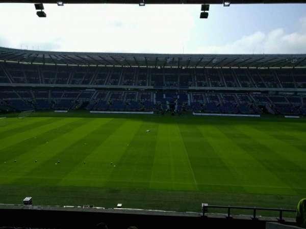 Murrayfield Stadium, section: E10, row: l, seat: 24
