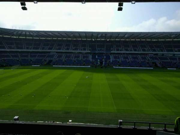 Murrayfield Stadium, section: E12, row: l, seat: 24