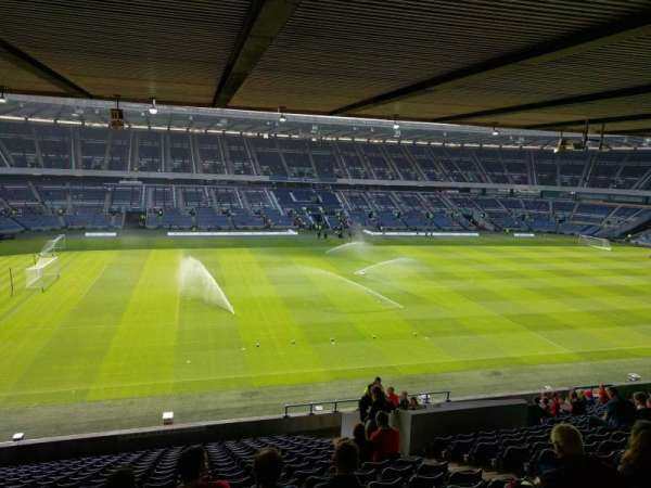 Murrayfield Stadium, section: E16, row: v, seat: 23