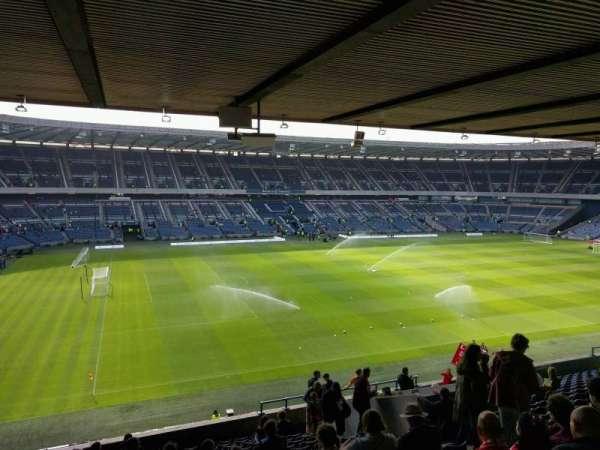 Murrayfield Stadium, section: E18, row: t, seat: 25