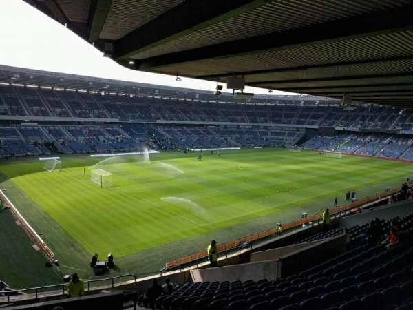 Murrayfield Stadium, section: S2, row: t, seat: 16