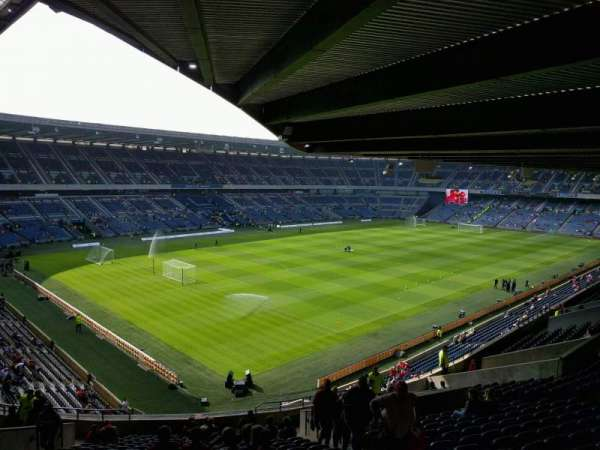 Murrayfield Stadium, section: S2, row: y, seat: 38