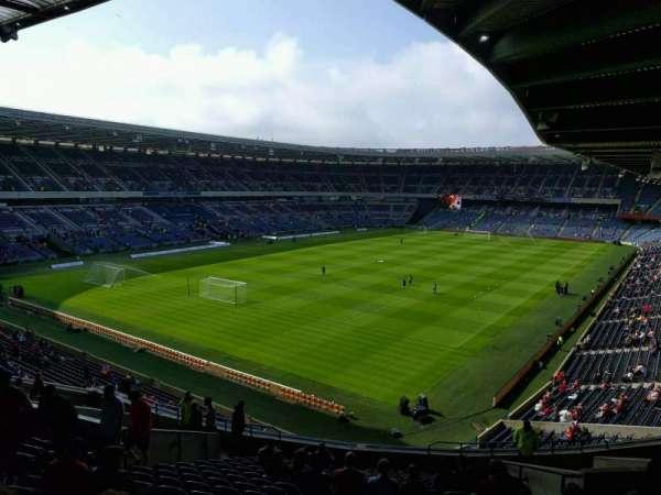 Murrayfield Stadium, section: S4, row: v, seat: 33