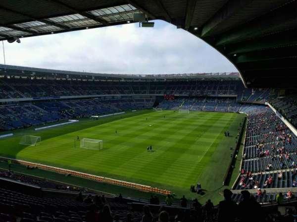 Murrayfield Stadium, section: S6, row: cc, seat: 15