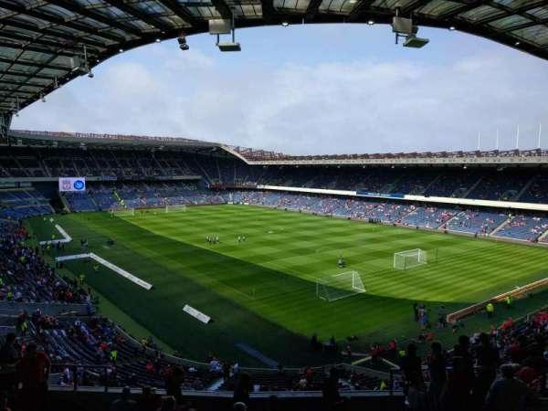 Murrayfield Stadium, section: W4, row: z, seat: 42