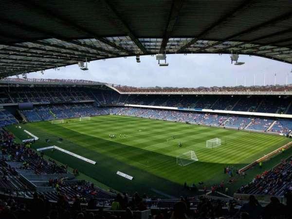Murrayfield Stadium, section: W6, row: kk, seat: 19