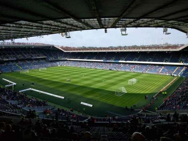 Murrayfield Stadium, section: W6, row: mm, seat: 42