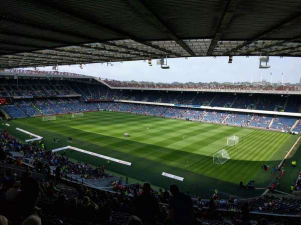 Murrayfield Stadium, section: W8, row: nn, seat: 19
