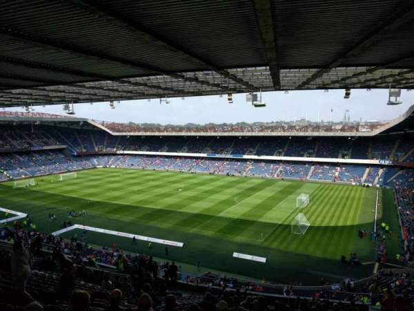 Murrayfield Stadium, section: W8, row: oo, seat: 44