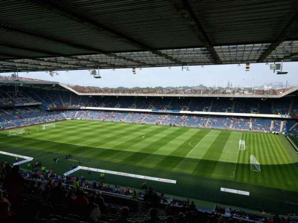 Murrayfield Stadium, section: W10, row: oo, seat: 38