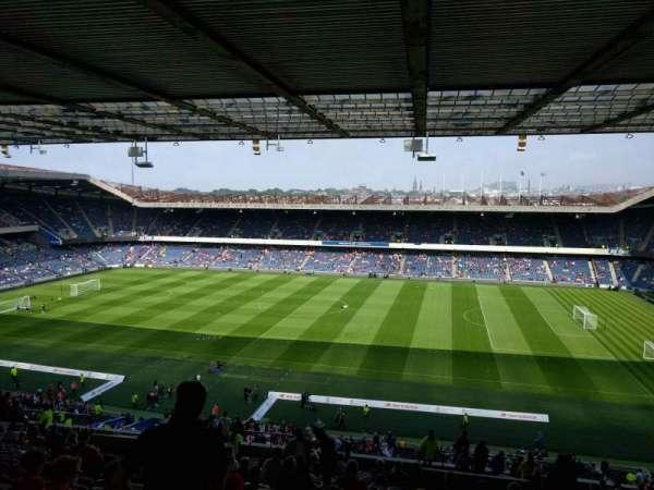 Murrayfield Stadium, section: W16, row: nn, seat: 18