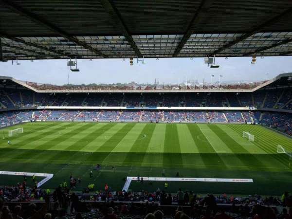 Murrayfield Stadium, section: W18, row: mm, seat: 19