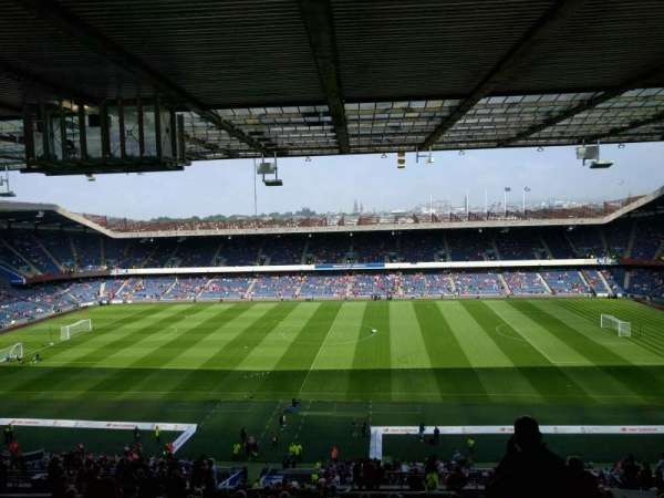Murrayfield Stadium, section: W20, row: mm, seat: 17