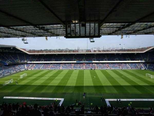 Murrayfield Stadium, section: W22, row: mm, seat: 23