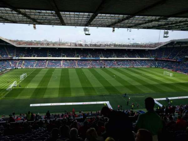 Murrayfield Stadium, section: W28, row: nn, seat: 14