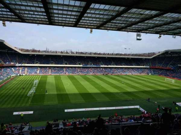 Murrayfield Stadium, section: W32, row: gg, seat: 15
