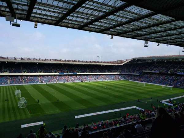 Murrayfield Stadium, section: W36, row: bb, seat: 15