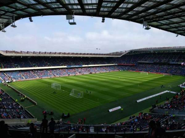 Murrayfield Stadium, section: W40, row: bb, seat: 19