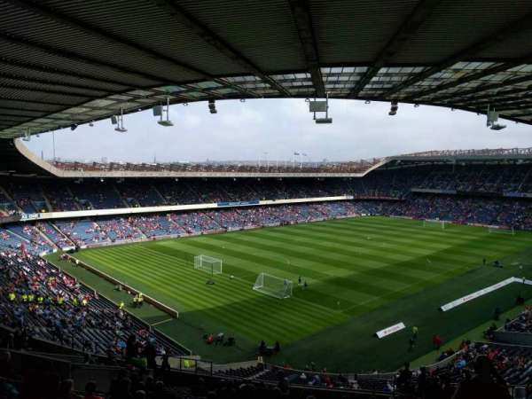 Murrayfield Stadium, section: W40, row: jj, seat: 42
