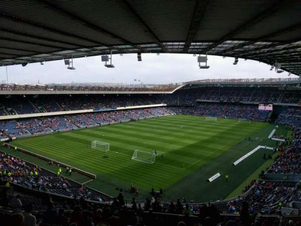Murrayfield Stadium, section: W42, row: ll, seat: 18