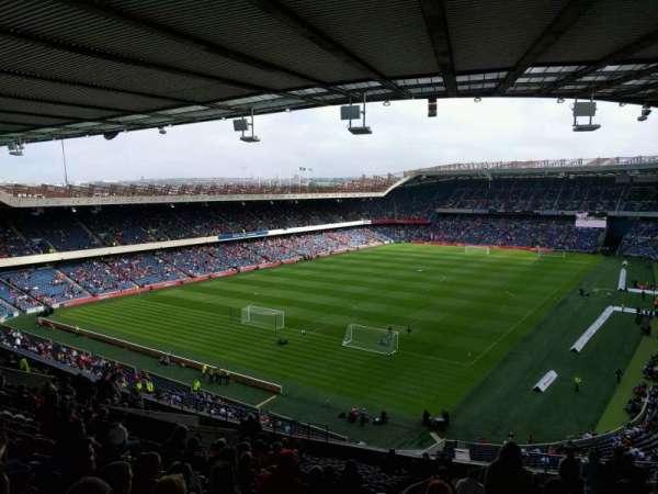 Murrayfield Stadium, section: W42, row: kk, seat: 42