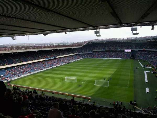 Murrayfield Stadium, section: W44, row: oo, seat: 40
