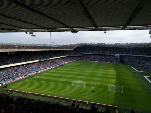 Murrayfield Stadium, section: N4, row: mm, seat: 16