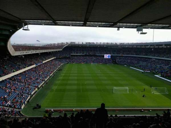 Murrayfield Stadium, section: N12, row: ll, seat: 13