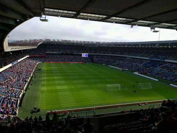Murrayfield Stadium, section: N14, row: hh, seat: 16