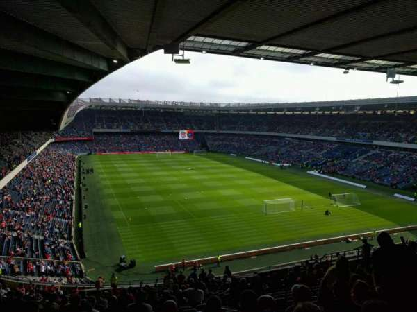 Murrayfield Stadium, section: N16, row: hh, seat: 18
