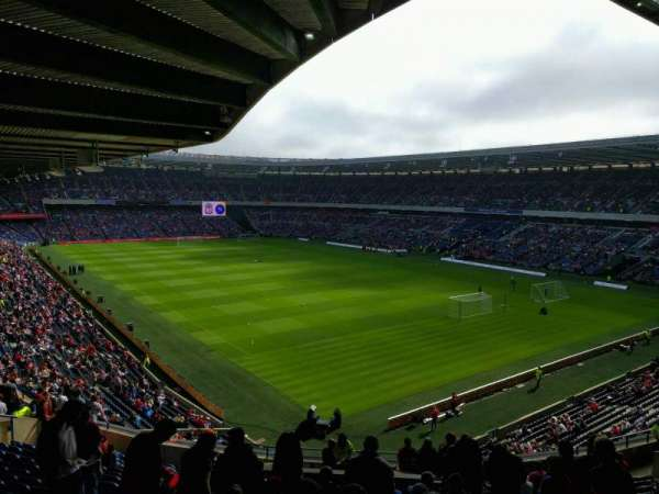 Murrayfield Stadium, section: N18, row: u, seat: 16