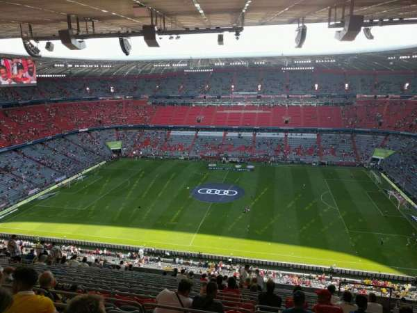 Allianz Arena, section: 329, row: 18, seat: 7