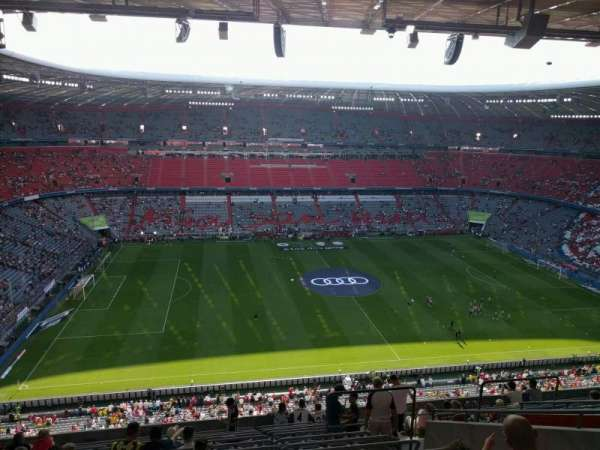 Allianz Arena, section: 326, row: 14, seat: 8