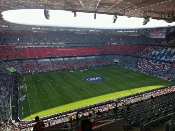 Allianz Arena, section: 324, row: 14, seat: 11
