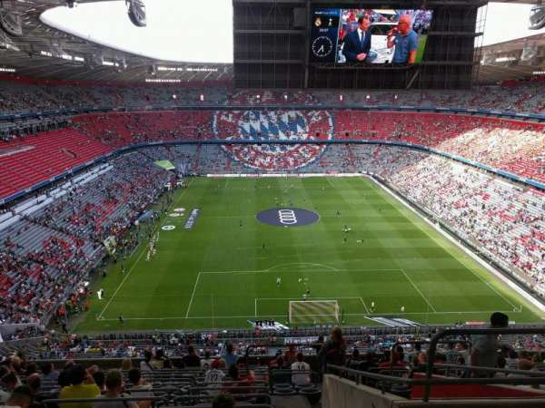 Allianz Arena, section: 314, row: 14, seat: 10